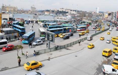 Kadıköy İskele Caddesi'nde