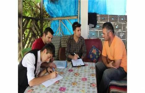 Sivas'ta köy yerleşik alanları belirlenecek!