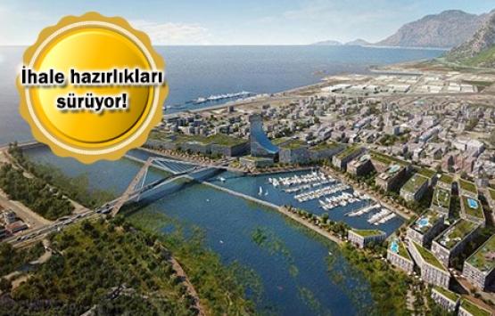 100 Günlük Eylem Planı'nda öncelik Kanal İstanbul'da!