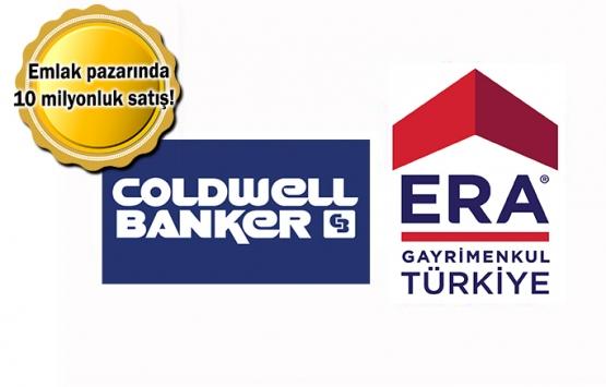 Coldwell Banker, Era Türkiye-Kıbrıs'ı satın aldı!