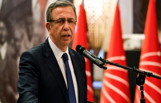 Mansur Yavaş: Ankara'da