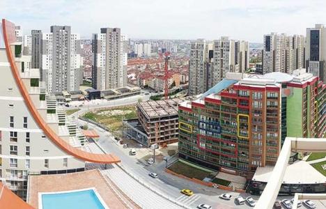 İstanbul'daki yüksek ev