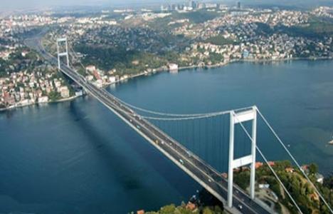 Boğaz Köprüsü'nün asfaltı