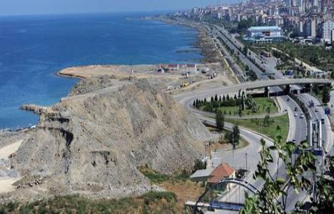 Trabzon Gülcemal Projesi'nde