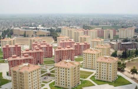 TOKİ Kırıkkale'de 119