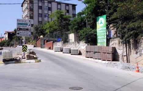 Beykoz Belediyesi, Yavuz Sultan Selim ve Anadolu Caddeleri'ni yeniliyor!