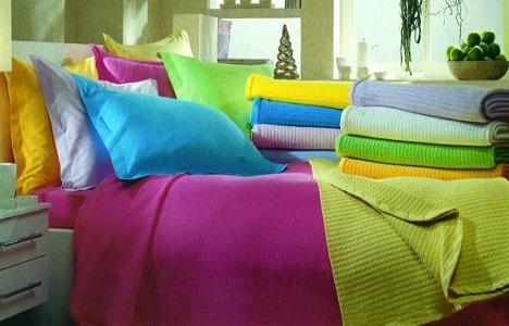 Ev tekstilcileri yeni
