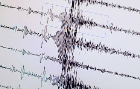 Japonya'da 6,2 büyüklüğünde deprem!