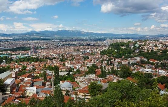 Bursa'da 2020'de 144 bin konut satıldı!