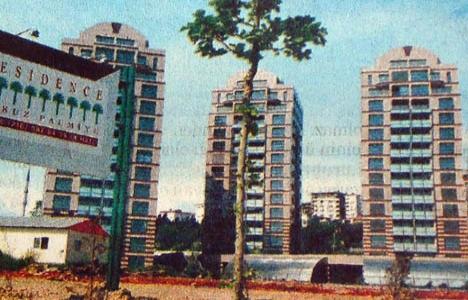Kartal Dokuz Palmiye Sitesi Nin Havadan En Yeni Goruntuleri