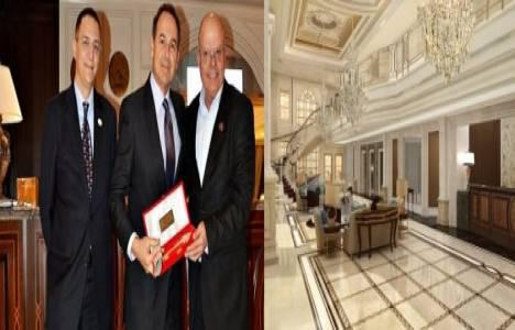 Elik Ailesi St. Petersburg'a 80 milyon dolarlık yatırımla otel yapacak!