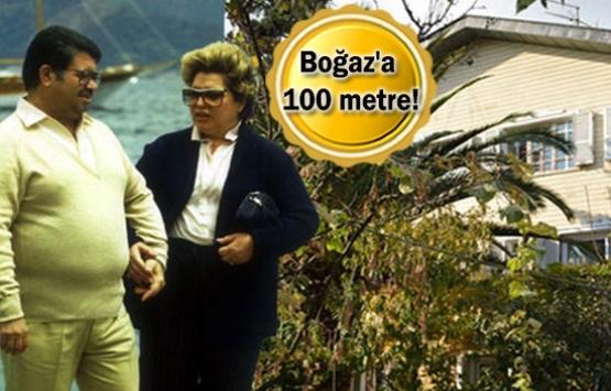 Özal Ailesi'nin köşkü 19 milyon liraya satışa çıktı!