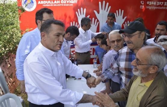 Mersin Yenişehir'in 5 yıllık planı açıklandı!