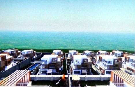 Mardin'de 30 villalık