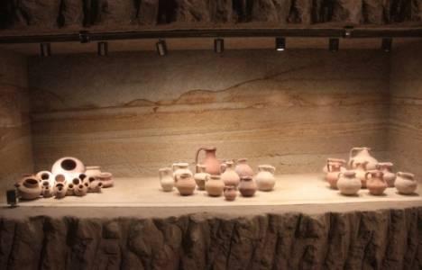 Avanos'ta Kapadokya Yeraltı Seramik Müzesi kuruldu!