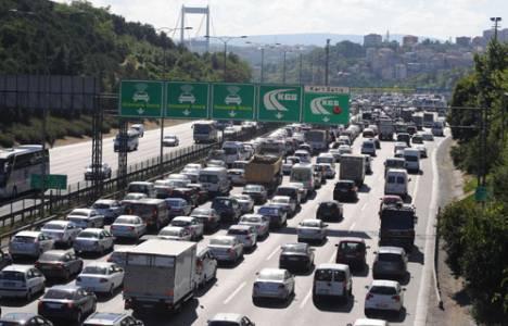 İstanbul'da hız limitleri