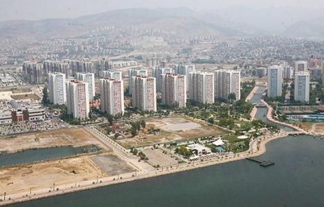İzmir Mavişehir'e imar