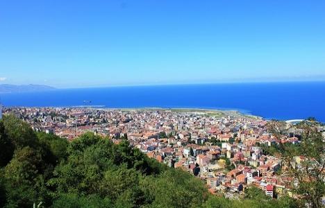 Trabzon Boztepe teleferik imar planı askıda!