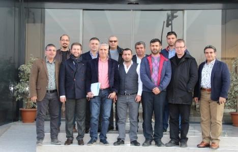 Mersin GİAD inşaat sektör toplantısı gerçekleştirildi!