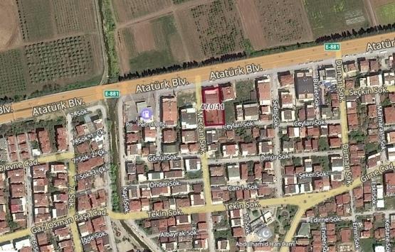 Yalova'da 8,6 milyon TL'ye icradan satılık bina ve arsası!