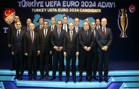 Türkiye'nin EURO 2024'e aday olduğu statlar!