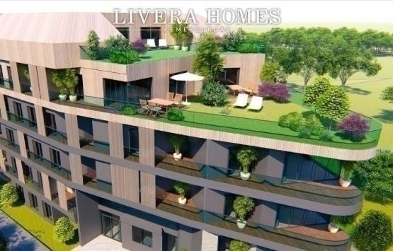 Kemerburgaz Livera Homes'ta