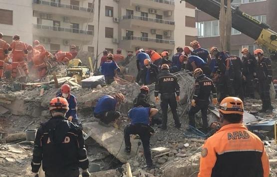 AFAD'dan İzmir depremi raporu: Beton kalitesi yetersiz!