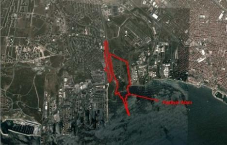 Ambarlı Ro Ro limanı bakanlıktan onay bekliyor!