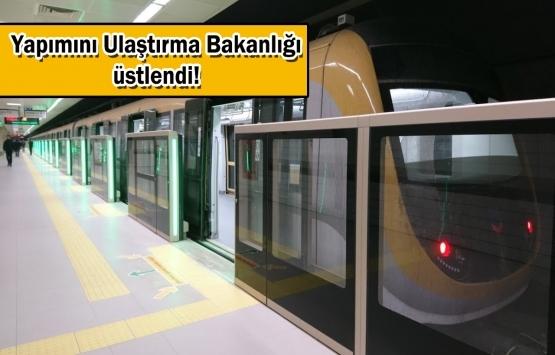 Başakşehir-Kayaşehir Metro Hattı 18 ayda tamamlanacak!