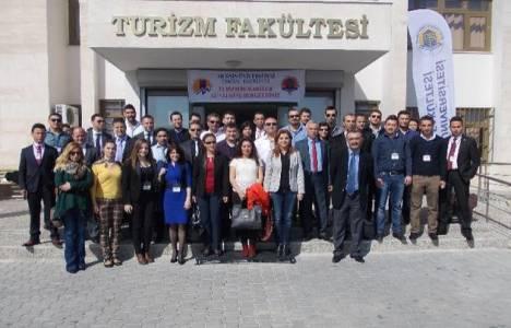 Mersin'de turizmde 'kariyer' günleri düzenlendi!