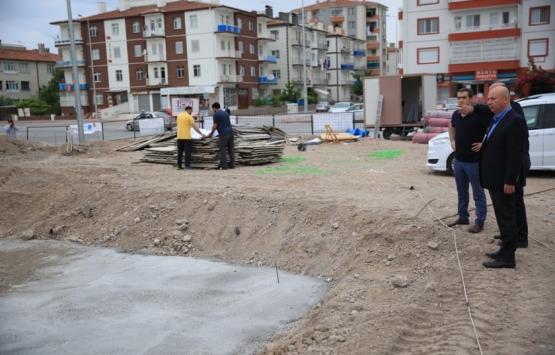 Kayseri Kocasinan'a aile