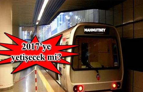 Mecidiyeköy Mahmutbey metro