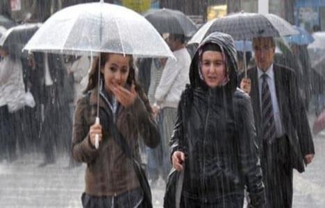 Meteoroloji'den yağış