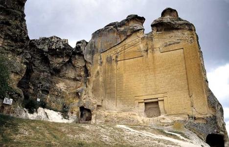 Eskişehir'de tarihi mekanların