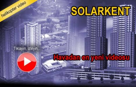 Solarkent Esenyurt Evleri'nin havadan son görüntüleri!