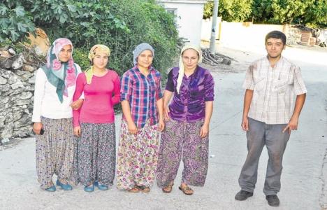 Aydın Kızılcabölük'ün imar sorunu gençleri mağdur etti!