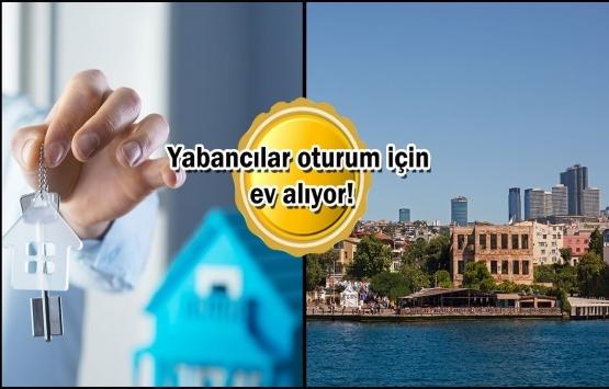 Yabancıların konutta gözdesi Türkiye oldu!