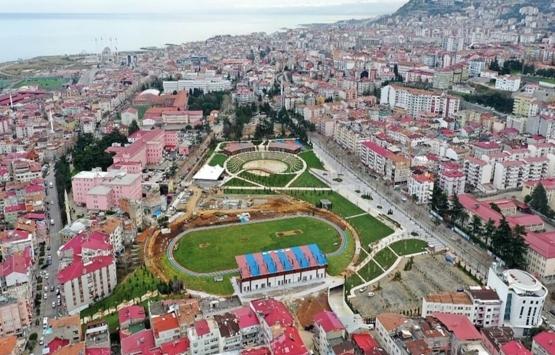 Trabzon millet bahçesine gelecek ay kavuşuyor!