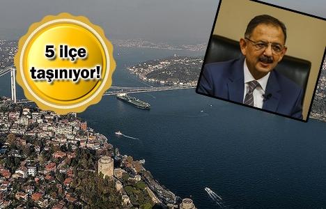 İstanbul'a 2 yeni dev ilçe geliyor!