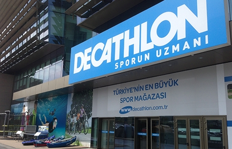 Decathlon, Ankara Ankamall'da