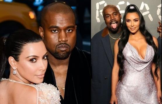 Kim Kardashian ve Kanye West'in yaşadığı ev kimde kalacak?
