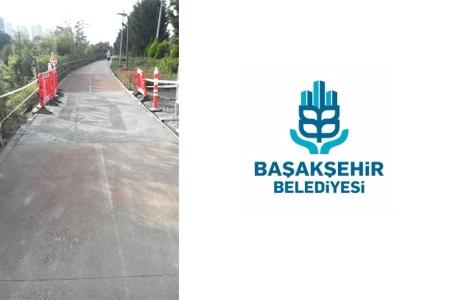 Başakşehir Belediyesi'nden Bahçeşehir
