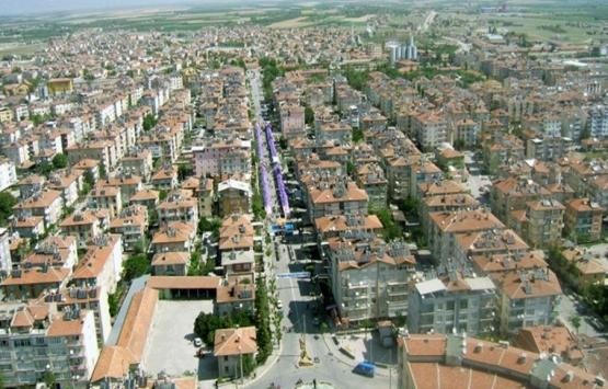 Karaman'da Nisan ayında 235 konut satıldı!