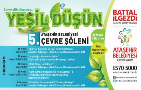 Ataşehir'de 5. Çevre