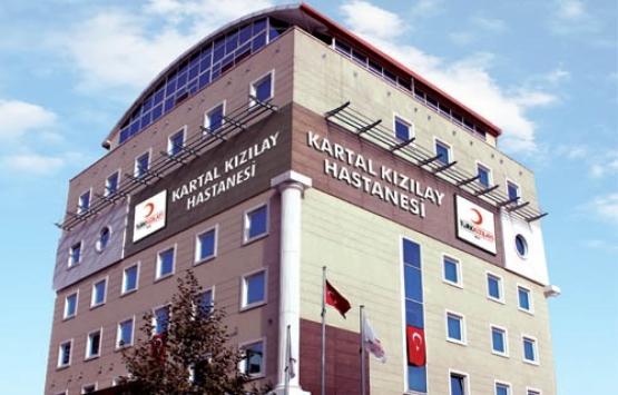 Kızılay Özel Kartal Hastanesi açıldı!