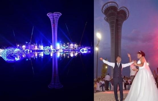 EXPO 2016 düğün salonuna mı çevrildi?