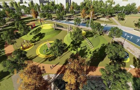 Diyarbakır Bağlar Millet Bahçesi 19 Ekim'de ihaleye çıkıyor!