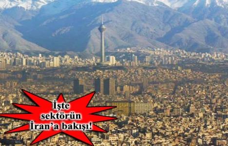 İnşaat sektörü İran'a