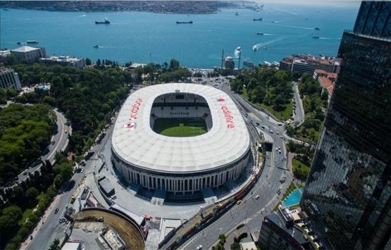 Beşiktaş, Vodafone Park'ın iskan belgesini aldı!