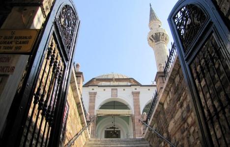 Kemeraltı'ndaki Başdurak Cami turizme kazandırılacak!